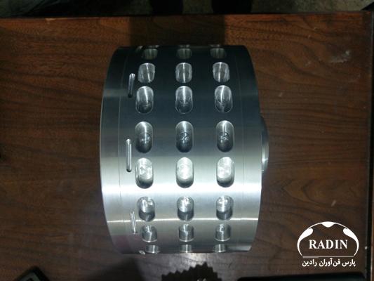 مهندسی معکوس قالب کپسول
